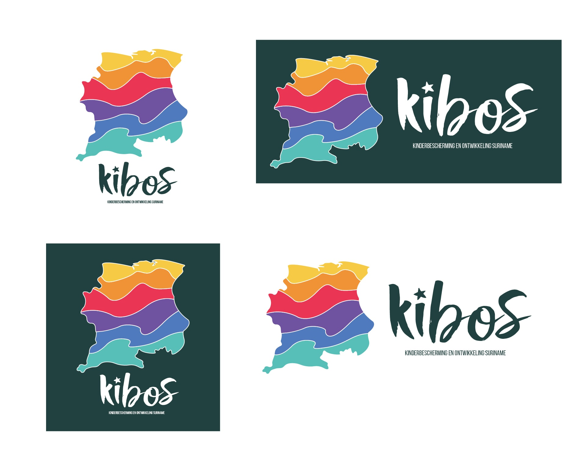 Logo gebruik Kibos